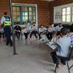#AsíVivimos la actividad de educación vial con los niños de la Fundación Amigos de la Alegría.