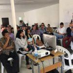 Nuestro Alcalde Mauricio Cano y su Gabinete estuvieron presentes en la Asamblea Extraordinaria de Asocomunal