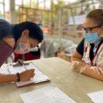 Este 15 de mayo la Secretaría de la Mujer y la Familia coordinó la entrega de los paquetes nutricionales y kits escolares