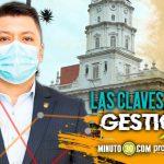 Caldas aprueba en un 97% manejo que el alcalde le ha dado a la pandemia