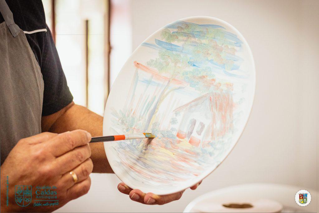 Pintura sobre cerámica-18