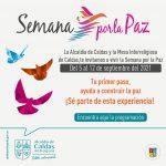 Semana por La Paz 2021