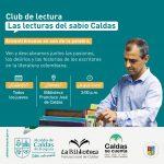 """ClubDeLectura """"Las lecturas del sabio Caldas"""""""